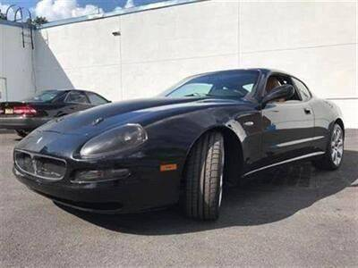 2002 Maserati Coupe for sale at Millennium Auto Group in Lodi NJ