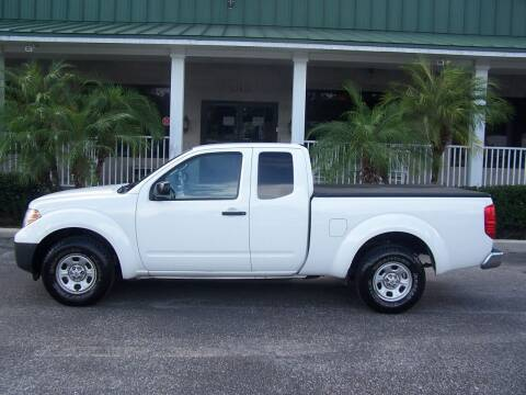 2014 Nissan Frontier for sale at Thomas Auto Mart Inc in Dade City FL