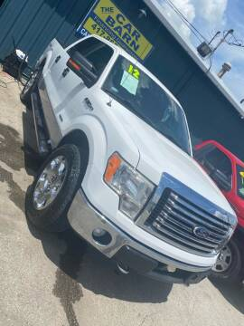 2012 Ford F-150 for sale at Car Barn of Springfield in Springfield MO