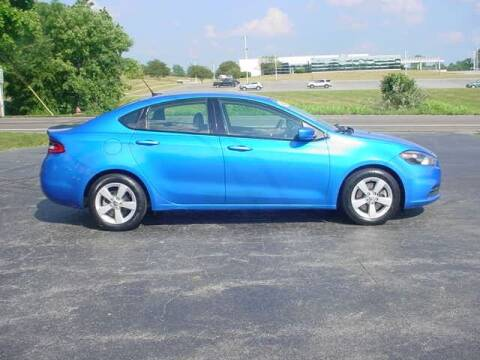 2015 Dodge Dart for sale at Westview Motors in Hillsboro OH