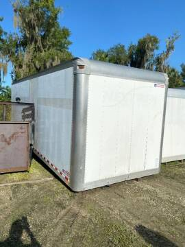 2016 Morgan DRY VAN for sale at DEBARY TRUCK SALES in Sanford FL
