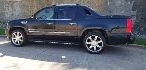 2011 Cadillac Escalade EXT for sale at Music City Rides in Nashville TN