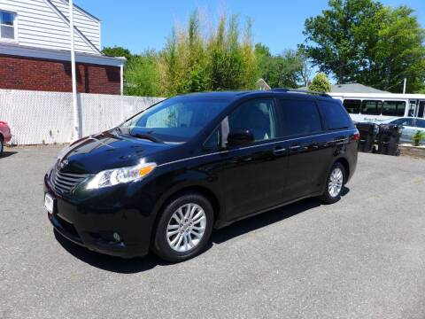 2015 Toyota Sienna for sale at FBN Auto Sales & Service in Highland Park NJ