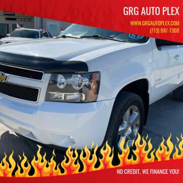 2011 Chevrolet Tahoe for sale at GRG Auto Plex in Houston TX