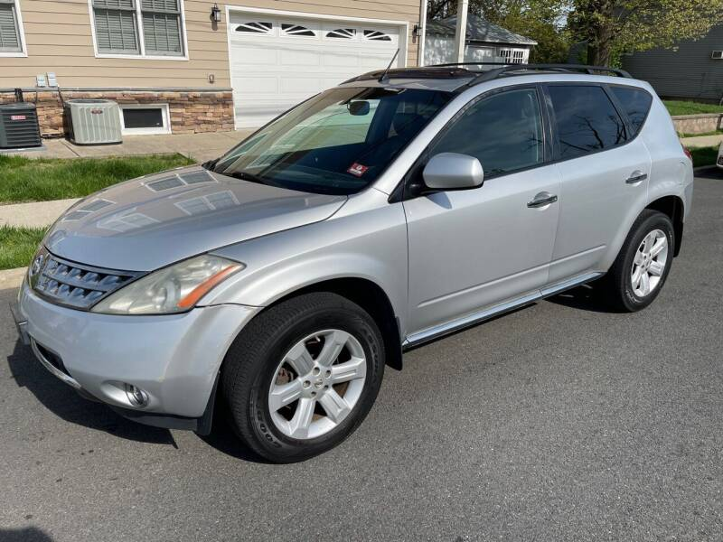 2007 Nissan Murano for sale at Jordan Auto Group in Paterson NJ
