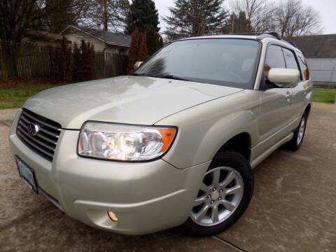 2006 Subaru Forester for sale at A1 Group Inc in Portland OR