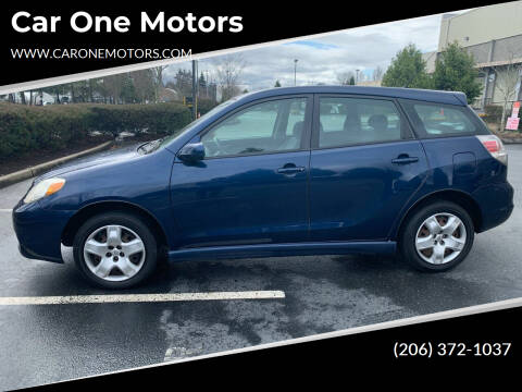 2005 Toyota Matrix for sale at Car One Motors in Seattle WA