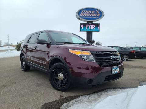 2015 Ford Explorer for sale at Monkey Motors in Faribault MN