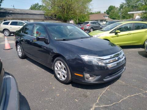 2010 Ford Fusion for sale at I Car Motors in Joliet IL