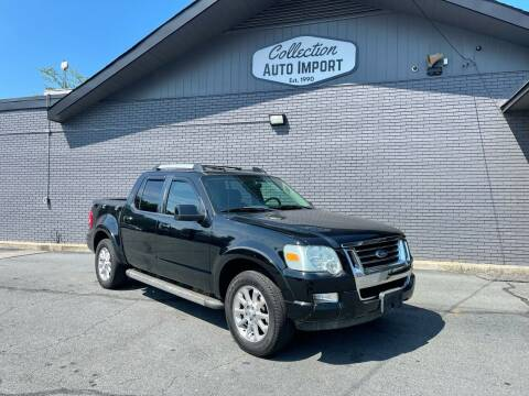 2007 Ford Explorer Sport Trac for sale at Collection Auto Import in Charlotte NC