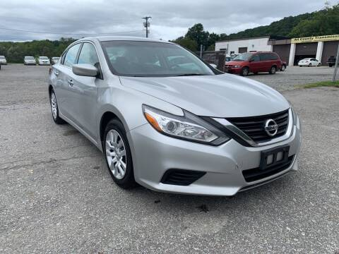 2016 Nissan Altima for sale at Ron Motor Inc. in Wantage NJ