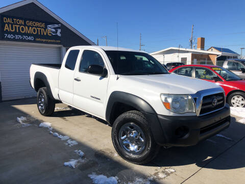 2007 Toyota Tacoma for sale at Dalton George Automotive in Marietta OH