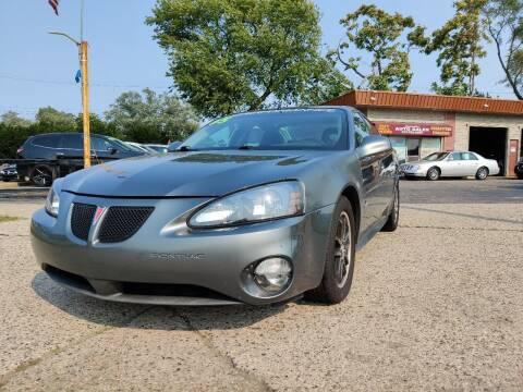 2005 Pontiac Grand Prix for sale at Lamarina Auto Sales in Dearborn Heights MI