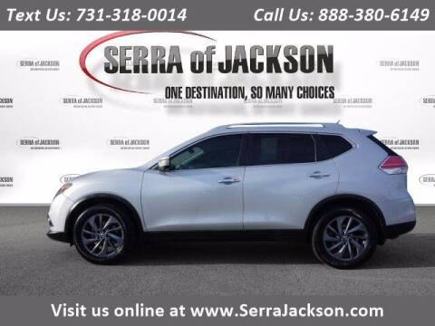 2016 Nissan Rogue for sale at Serra Of Jackson in Jackson TN
