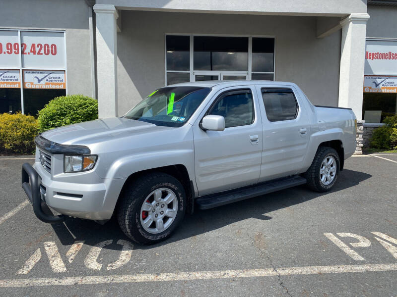 2006 Honda Ridgeline for sale at Keystone Used Auto Sales in Brodheadsville PA