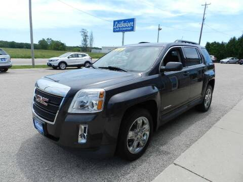 2013 GMC Terrain for sale at Leitheiser Car Company in West Bend WI