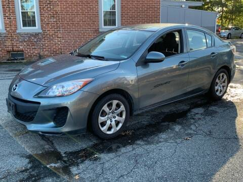 2012 Mazda MAZDA3 for sale at Ludlow Auto Sales in Ludlow MA