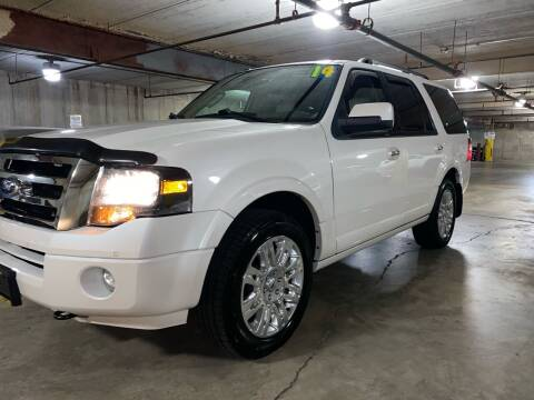 2014 Ford Expedition for sale at PELHAM USED CARS & AUTOMOTIVE CENTER in Bronx NY
