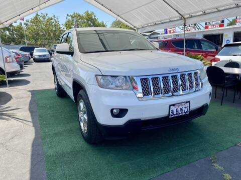 2012 Jeep Grand Cherokee for sale at San Jose Auto Outlet in San Jose CA