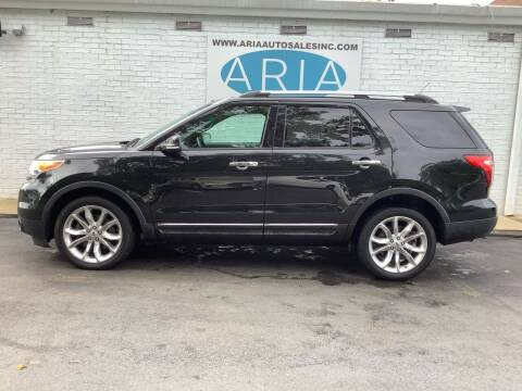2013 Ford Explorer for sale at ARIA AUTO SALES INC.COM in Raleigh NC