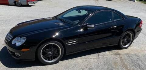 2007 Mercedes-Benz SL-Class for sale at Past & Present MotorCar in Waterbury Center	 VT