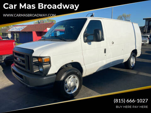 2011 Ford E-Series Cargo for sale at Car Mas Broadway in Crest Hill IL
