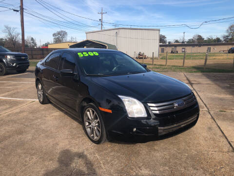 2008 Ford Fusion for sale at Auto Group South - Idom Auto Sales in Monroe LA