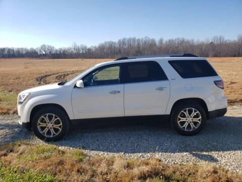 2013 GMC Acadia for sale at Delta Motors LLC in Jonesboro AR