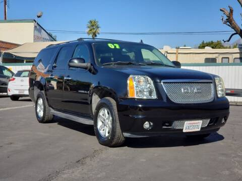 2007 GMC Yukon XL for sale at First Shift Auto in Ontario CA