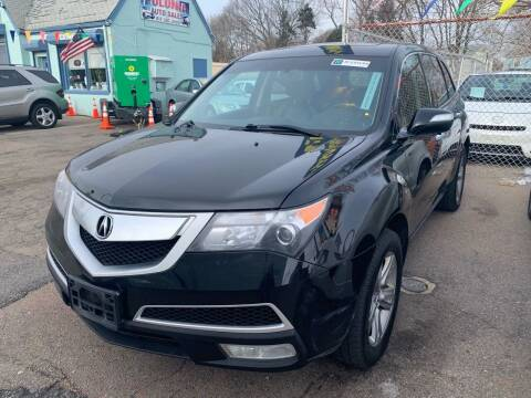 2010 Acura MDX for sale at Polonia Auto Sales and Service in Hyde Park MA