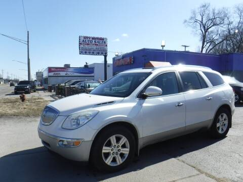2011 Buick Enclave for sale at City Motors Auto Sale LLC in Redford MI