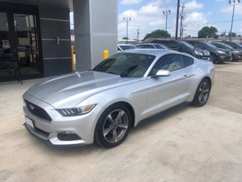 2015 Ford Mustang for sale at Eurospeed International in San Antonio TX