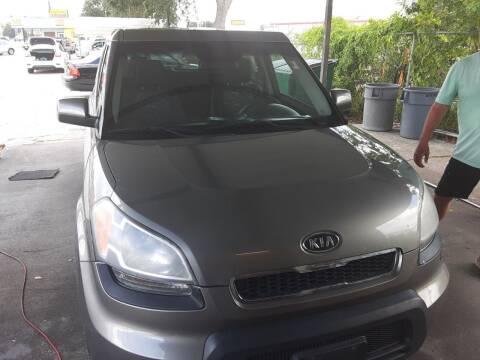 2011 Kia Soul for sale at Easy Credit Auto Sales in Cocoa FL