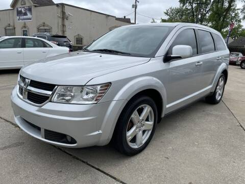 2009 Dodge Journey for sale at T & G / Auto4wholesale in Parma OH