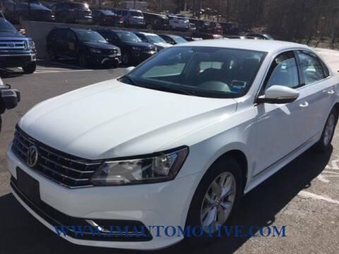 2017 Volkswagen Passat for sale at J & M Automotive in Naugatuck CT