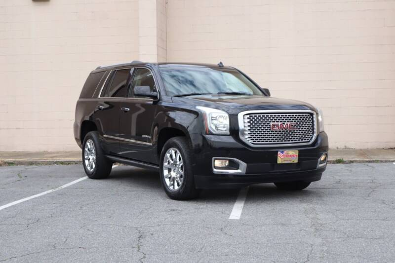 2015 GMC Yukon for sale at El Compadre Trucks in Doraville GA