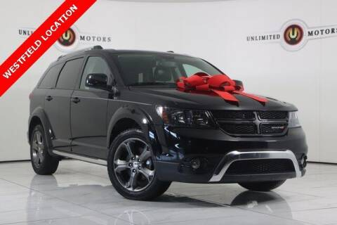 2015 Dodge Journey for sale at INDY'S UNLIMITED MOTORS - UNLIMITED MOTORS in Westfield IN