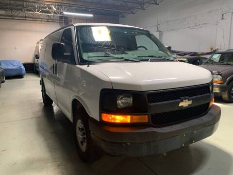 2009 Chevrolet Express Cargo for sale at GROUP AUTO IMPORT & EXPORT in Newark NJ