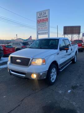 2007 Ford F-150 for sale at US 24 Auto Group in Redford MI