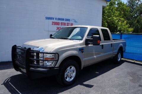2010 Ford F-250 Super Duty for sale at Sunny Florida Cars in Bradenton FL