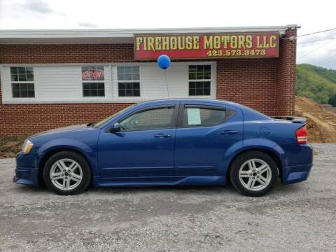 2010 Dodge Avenger for sale at Firehouse Motors LLC in Bristol TN