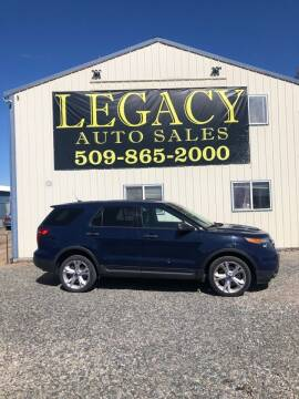 2013 Ford Explorer for sale at Legacy Auto Sales in Toppenish WA