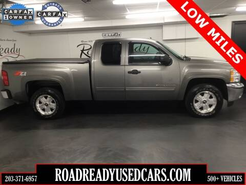2012 Chevrolet Silverado 1500 for sale at Road Ready Used Cars in Ansonia CT