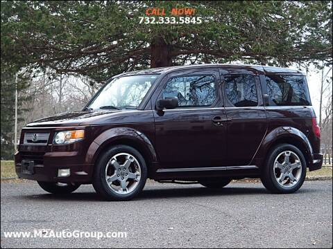 2008 Honda Element for sale at M2 Auto Group Llc. EAST BRUNSWICK in East Brunswick NJ
