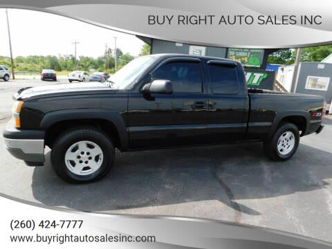 2005 Chevrolet Silverado 1500 for sale at Buy Right Auto Sales Inc in Fort Wayne IN