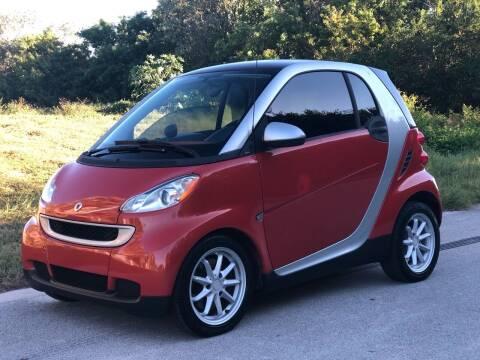 2008 Smart fortwo for sale at L G AUTO SALES in Boynton Beach FL