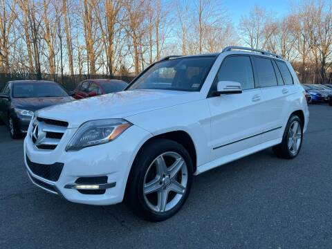 2014 Mercedes-Benz GLK for sale at Dream Auto Group in Dumfries VA
