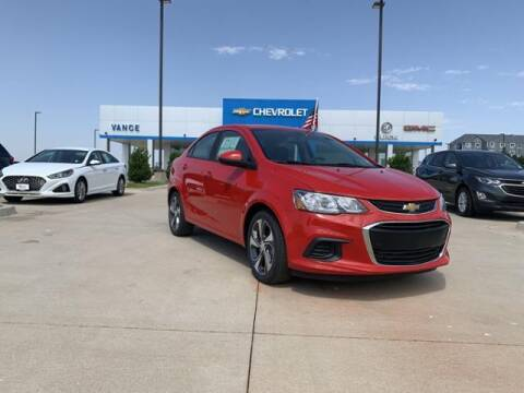 2020 Chevrolet Sonic for sale at Vance Fleet Services in Guthrie OK