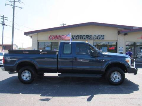 2015 Ford F-250 Super Duty for sale at Cardinal Motors in Fairfield OH