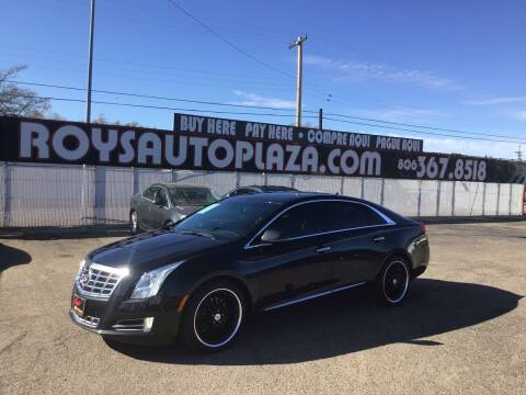 2013 Cadillac XTS for sale at Roy's Auto Plaza 2 in Amarillo TX